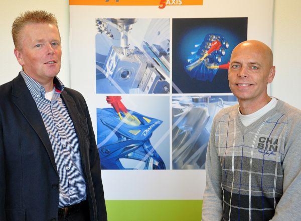 Frank Smets en Maarten van Teeffelen: hogere productiviteit.